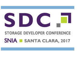 SNIA Storage Developer Conference