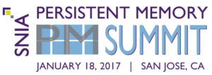 SNIA PM Summit 2017 Logo