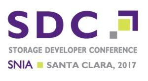 SNIA SDC17 Logo